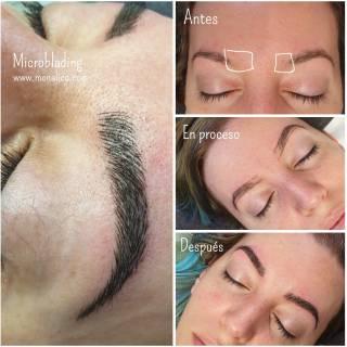 Micropigmentacion Cejas Pelo a Pelo
